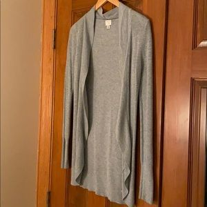 A New Day | Small - Grey | Long Sweater